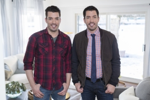 The Property Brothers create restored homes.
